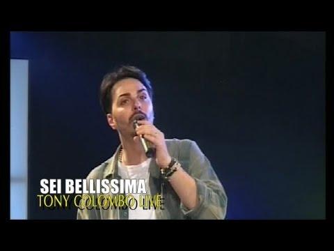 Tony Colombo - SEI BELLISSIMA - LIVE