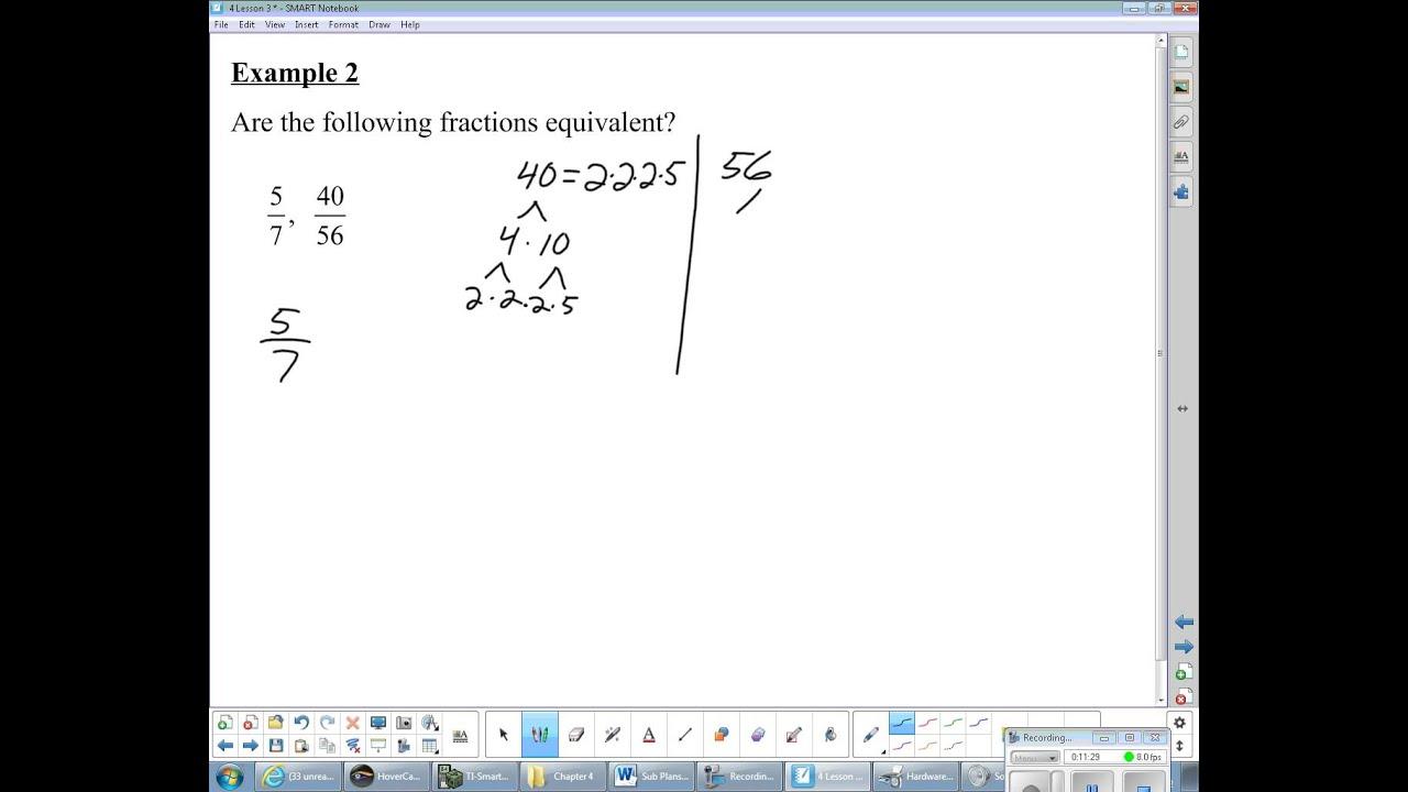 8th Grade Math - Lesson 4.3: Simplifying - 70.3KB