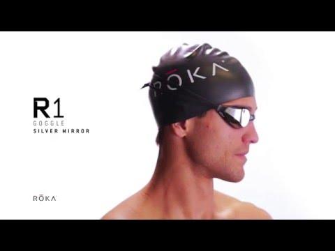05db6d2779c ROKA R1 Goggle with RapidSight™ - Dark Grey Mirror (Men s Fit Reference)