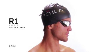 Video ROKA R1 Goggle with RapidSight™ - Dark Grey Mirror (Men's Fit Reference) download MP3, 3GP, MP4, WEBM, AVI, FLV November 2018