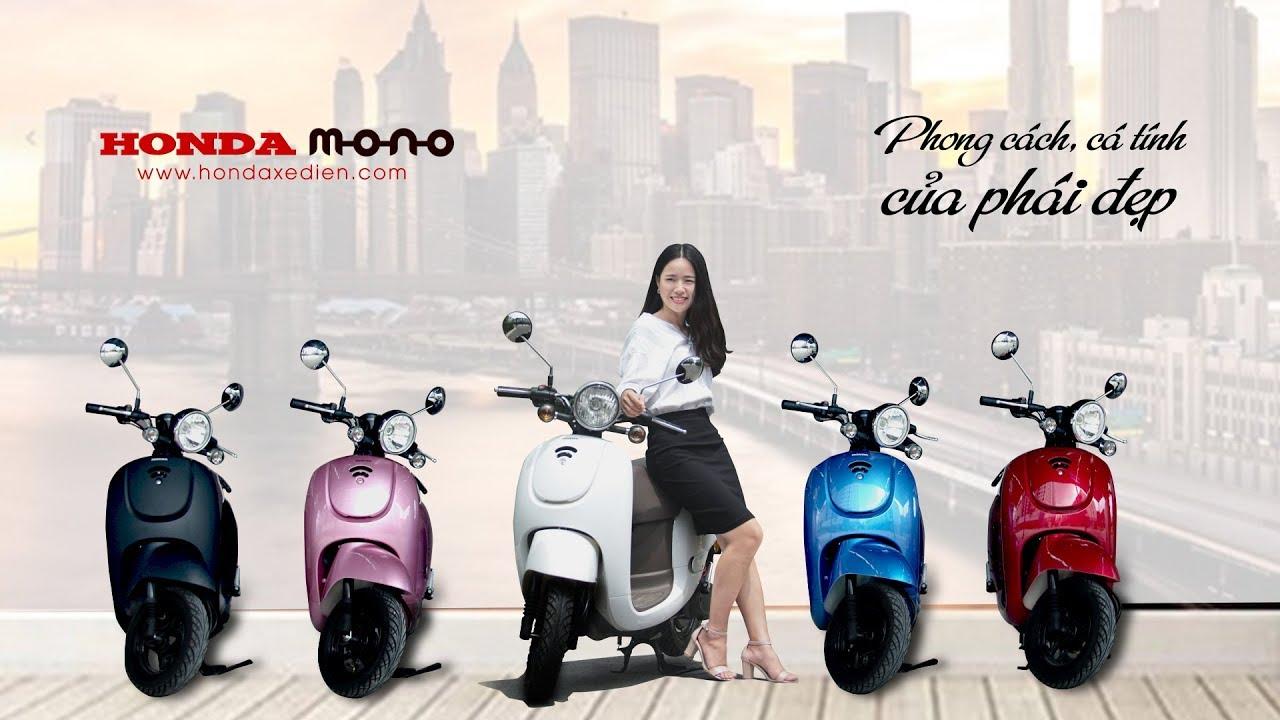 Phim doanh nghiệp quảng cáo Honda Mono - Xe máy điện