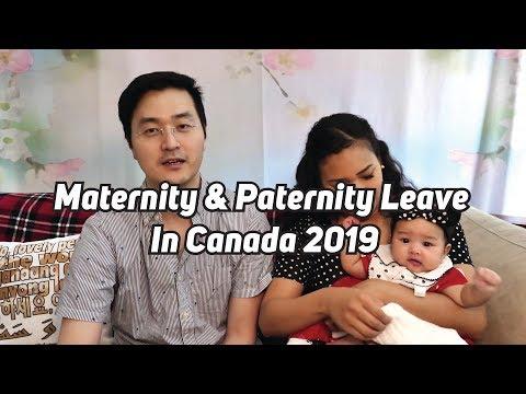 Maternity & Paternity Leave In Canada 2019