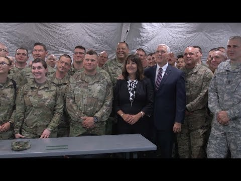 The Vice President Celebrates Armed Forces Day