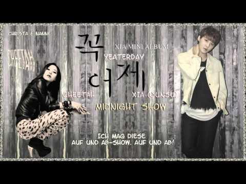 (+) Midnight show (Feat. Cheetah)