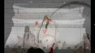 札幌雪祭り。さっぽろ雪まつりのイメージソング。歌;舟田淳子(ふなだ...