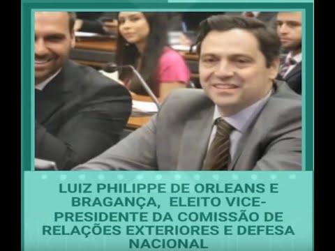 Luiz Philippe de Orleans e Bragança   20 03 19   CREDN  2019