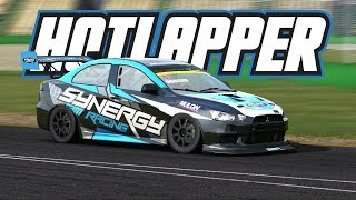 Automobilista: Hotlapper (Lancer RS @ Albert Park)