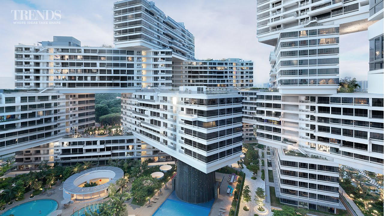 The Interlace apartments, Singapore, by OMA/Ole Scheeren – high ...