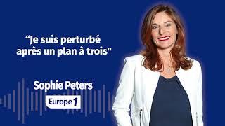 """""""Je suis perturbé après un plan à trois""""  (Libre antenne Europe 1)"""