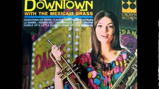The Mexicali Brass: Downtown (Crown Records)