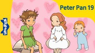 Peter Pan 19: An Evening at Home | Level 6 | By Little Fox