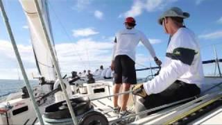 2011 Brisbane to Gladstone Yacht Race - Brindabella SOS Ocean Racing