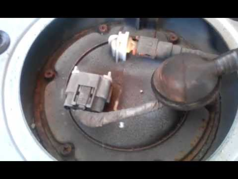 2004 Nissan Sentra Fuel Pump Priming Working Noise Youtube