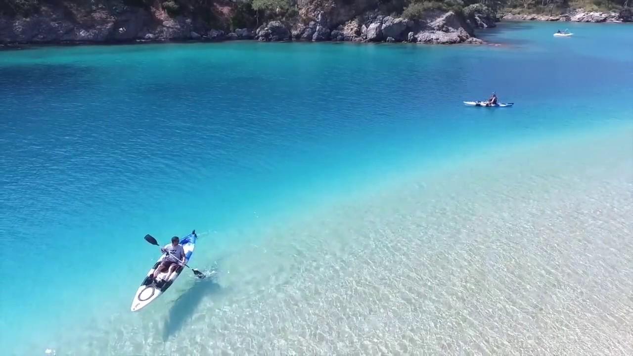Красоты Голубой Лагуны! Турция!