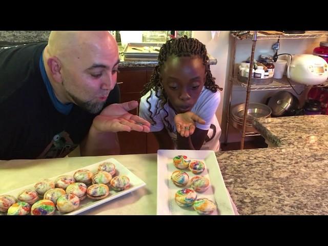 Kids Wish Network | Celebrity Chef Duff Goldman Grants Wish Kid Kiya's sweet dream