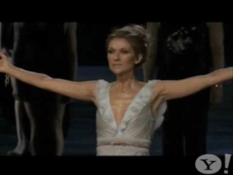 Celine Dion- The Christmas Song ( Show In Las Vegas, A New Day )