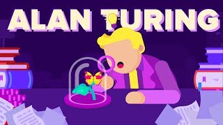 Alan Turing: Morphogenesis And Evolution | MONSTER BOX