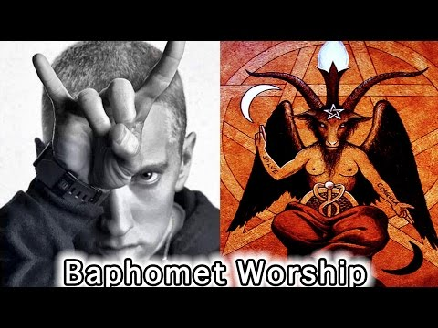 NEW Celebrities That Worship The Devil & Baphomet In Hollywood (Exposed) Full Video