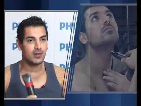 making of philips style sutra by john abraham youtube. Black Bedroom Furniture Sets. Home Design Ideas