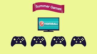 Summer Games #4 Videoball