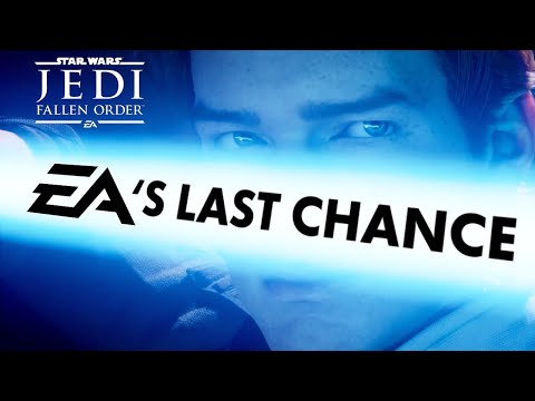 Jedi: Fallen Order is EAs Last Chance with Star Wars - Inside Gaming Daily