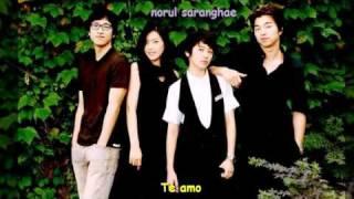 The 1st shop of coffe prince OST Norul Saranghae Sub Español