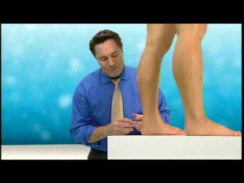 Explanation on Back of Heel Pain from Orthaheel