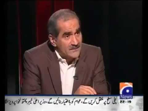 Special Interview   Khawaja Saad Rafique in Jawab Deh by Ift