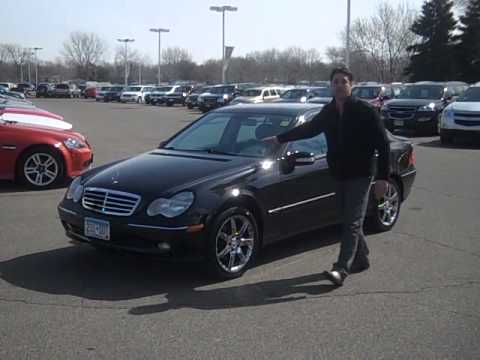 2003 mercedes benz c230 kompressor sport youtube for Mercedes benz c230 sport