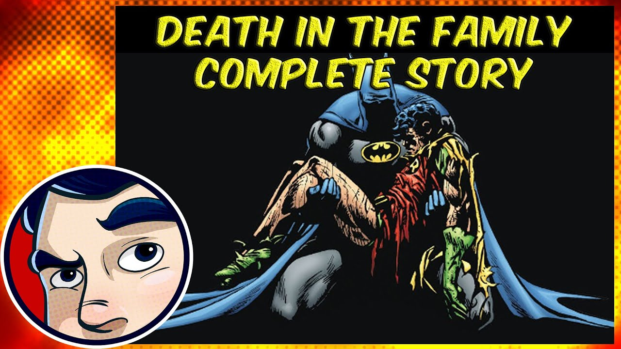 Batman robin death in the family complete story youtube fandeluxe Images