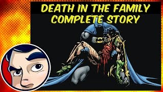 """Batman & Robin """"Death In the Family"""" - Complete Story 