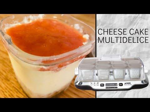 recette-cheese-cake-#multidélice-#seb