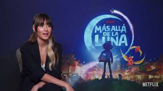 AITANA | Entrevista por MÁS ALLÁ DE LA LUNA ('OVER THE MOON')