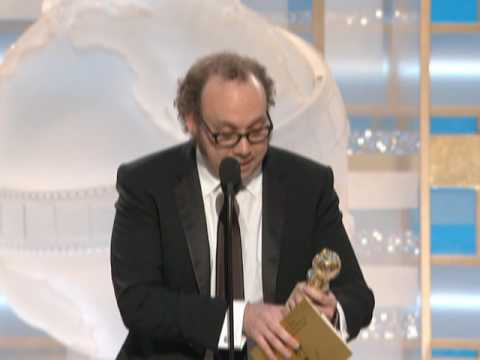 Paul Giamatti Wins Best Actor Mini Series - Golden Globes 2009