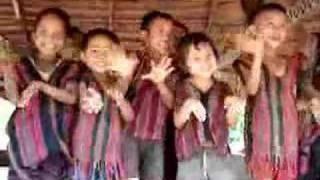 Bolaven Plateau, Laos, village children
