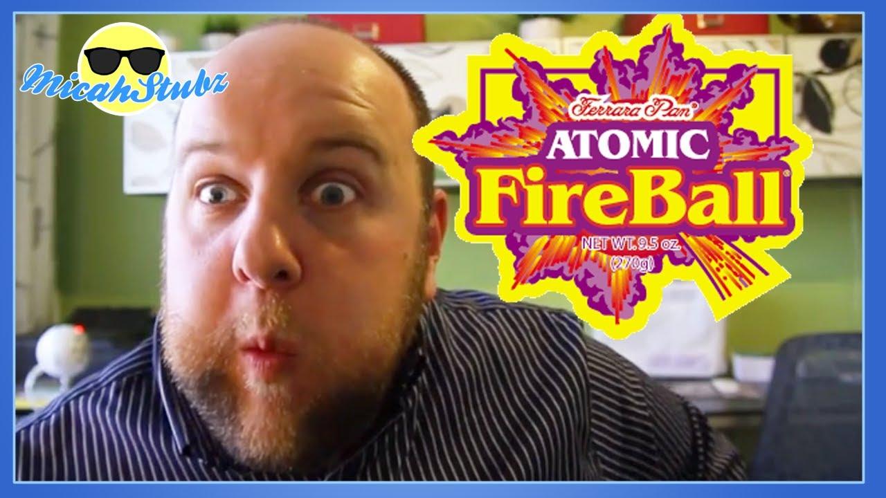 The Atomic Fireball Challenge Youtube