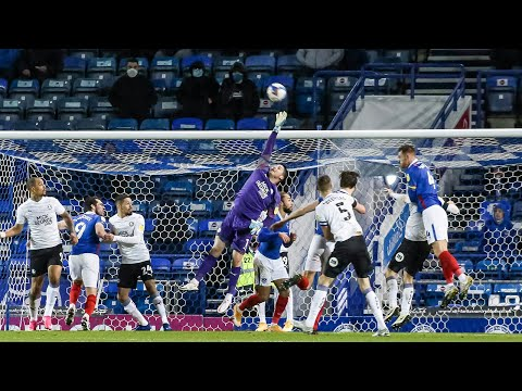 Portsmouth Peterborough Goals And Highlights