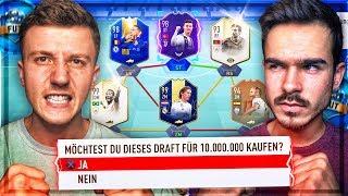 FIFA 19 : Wir KAUFEN unser DRAFT BATTLE DISCARD 😱🔥