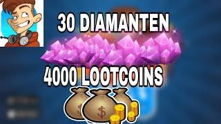 Alle AKTULLEN LOOTBOY DIAMANTEN CODES!❌ | 🔝30 DIAMANTEN UND 4000 LOOTCOINS🔝| Neue LootBoy Codes💪