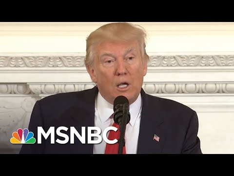 "Donald Trump Thinks He Invented The Word ""Fake"" 
