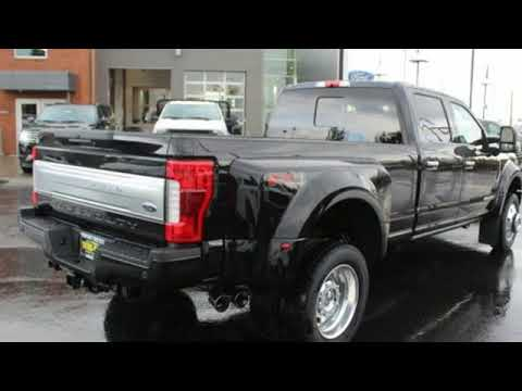 New  Ford Super Duty F- DRW Tacoma WA Seattle, WA #F