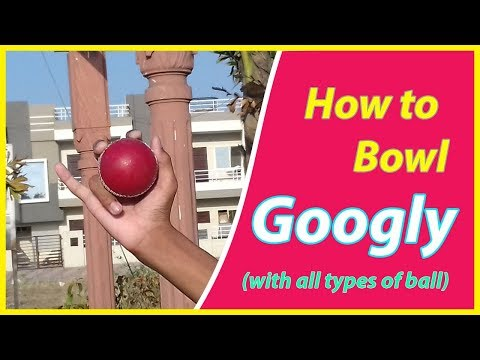 How to bowl googly | Bowling Technique | Cricket |