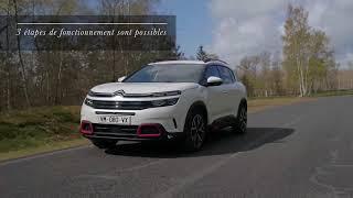 Nouveau SUV Citroën C5 Aircross - Active Safety Brake