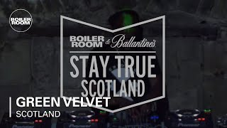Green Velvet @ Boiler Room & Ballantine's Stay True Scotland DJ Set
