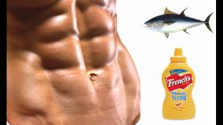 5 healthy snacks for six pack abs