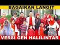 BAGAIKAN LANGIT || VERSI GEN HALILINTAR