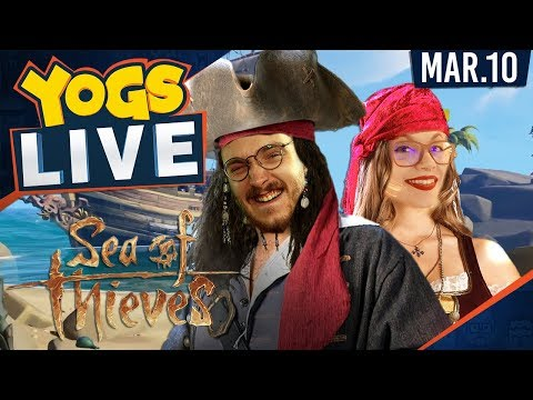 Sea Of Thieves! - Zylus & Mousie! - 10th March 2018
