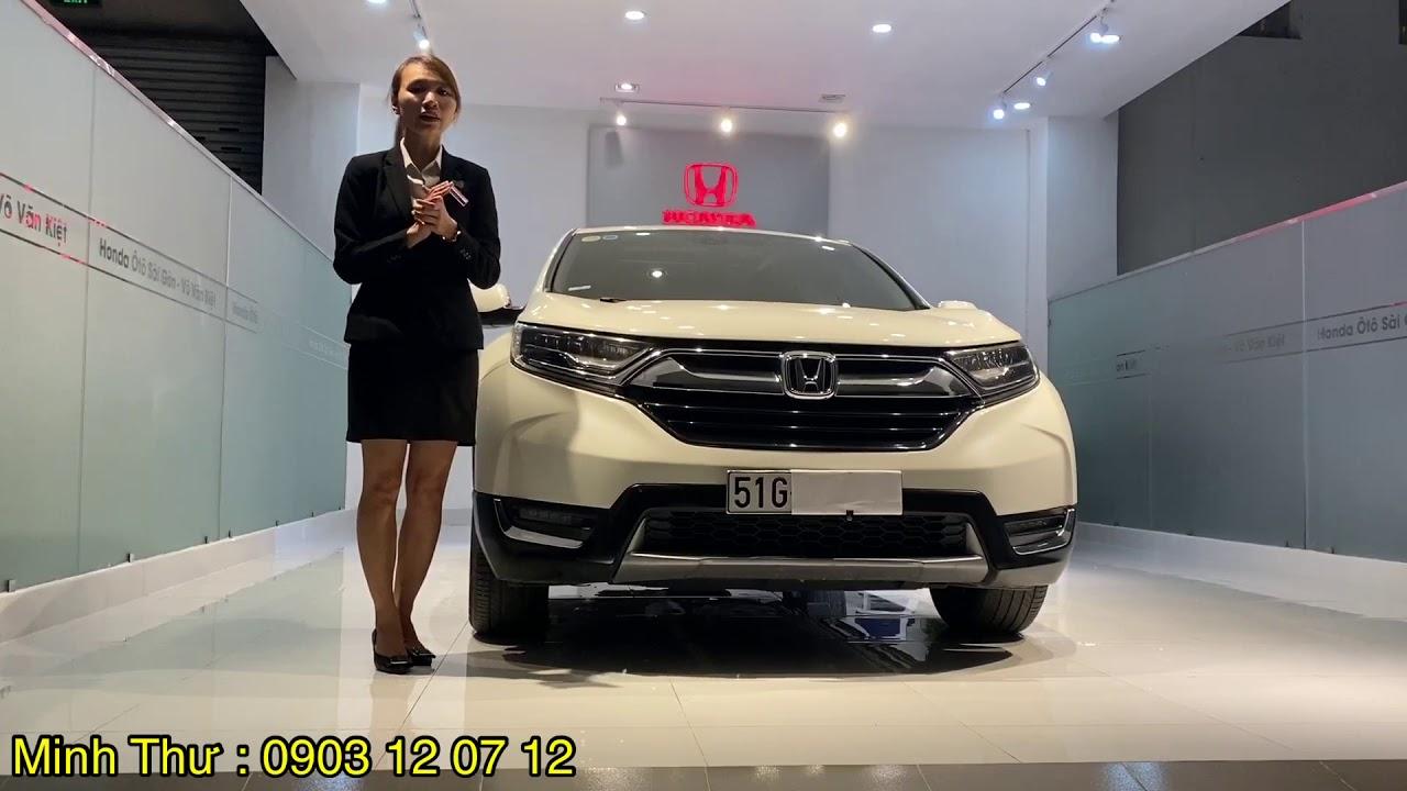 Giới Thiệu Các Tính Năng Mới Trên Honda CRV 2020 Lắp Ráp Việt Nam, Giảm 50% Thuế Trước Bạ