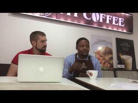 Traning barista in Lagos, Nigeria, coffee house MY COFFEE, 6