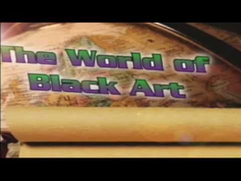 WORLD OF BLACK ART - Documentary on African-American Artist